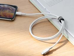 Get $4 off Anker's Powerline II USB-C to Lightning cable today only
