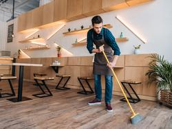 The best brooms to sweep your home inside and out