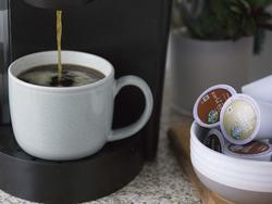 Catch your coffee buzz with these impressive single-use pods