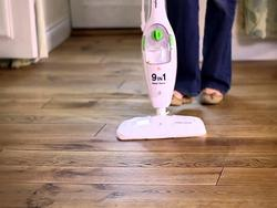 Use the power of steam to get your home clean