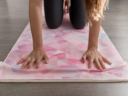 Relax your mind and body with the best yoga towels