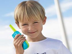 Get jabbering with the best walkie talkie for kids