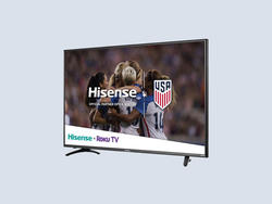 Stream your favorite shows with $40 off a Hisense 50-inch 4K Roku TV
