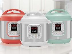 Match your Instant Pot to your kitchen with 40% off colourful DUO60 models
