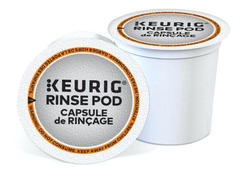 Keep your Keurig clean with ten Rinse Pods on sale for only $4