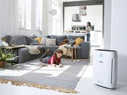 Breathe easy with an air purifier