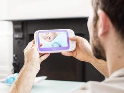 Hear and see your baby sleep with the best video baby monitors