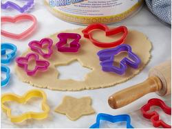 Create all different shapes and sizes with these best cookie cutters
