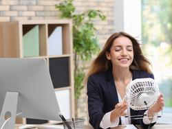 Beat the summer heat waves with these desk fans