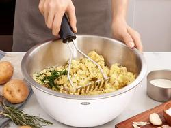 Get smooth, creamy, homemade potatoes with these best potato mashers