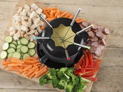 Find your inner Swedish Chef with the best fondue set