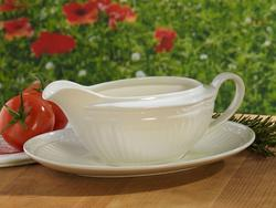 Make dinner a saucy affair with these gravy boats
