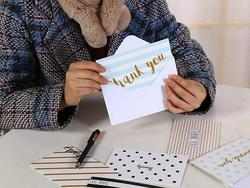 Here's the best way to say thank you with these awesome cards