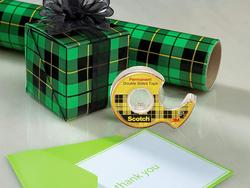 Wrap it and top it with a bow with these best clear tapes for giftwrapping