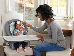 Take the high road and buy one of the best high chairs of 2019