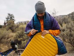 These are the top 8 sleeping pads for backpacking