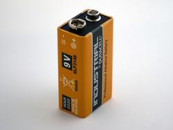 Keep your smoke detector up to date with these 9V Batteries