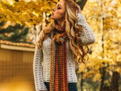 Bundle up for the winter in these sweaters