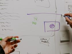 Write and re-write with ease on these handy dry erase boards