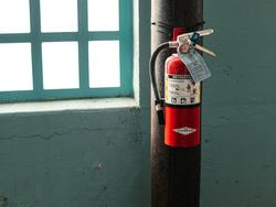 Avert disaster with a home fire extinguisher