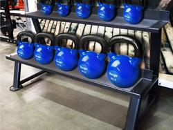 Start the new year off right with a kettlebell