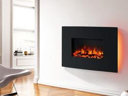 Get cosy with the best electric fireplaces