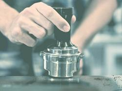 Get the best espresso with a great tamper