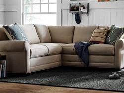 Wrap your living room in comfy seating with the right sectional
