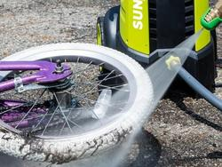 Easily clean around your house with the perfect pressure washer