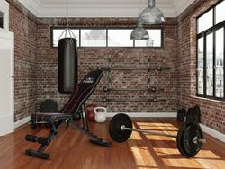 Keep on top of your New Year's resolution with an adjustable workout bench