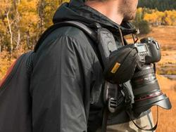 Use a good carrying strap for your camera