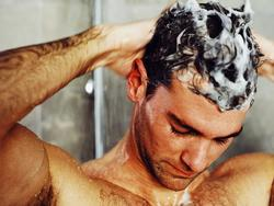 Men, get healthier and fuller hair with a good shampoo