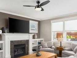 Keep the air moving at home and in the office using these ceiling fans