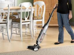 Upgrade to an electric broom for faster sweeping