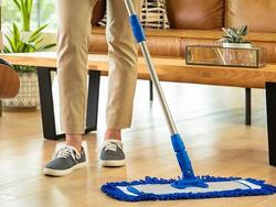 Get sparkling clean floors with these microfiber mops