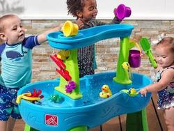 Tucker out your tot with hours of learning and fun with these outdoor toys