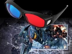 Step into your favorite film with a pair of 3D glasses