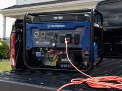 Ensure you always have access to power with a portable generator