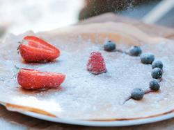 Create delightful crepes with these toasty griddles
