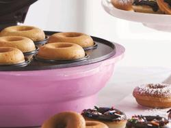 Support your at-home bakery with a donut maker