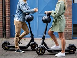 Zip around with the excellent folding electric scooters