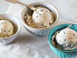 Chill out and make frozen treats at home with an ice cream maker