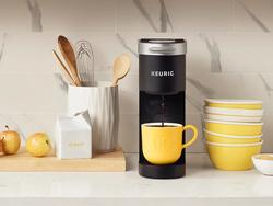 Customize your coffee experience with a single-cup machine