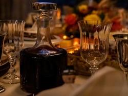 Revive your wine with the aerating benefits of a decanter
