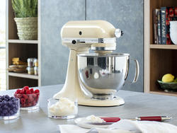 Take the time and effort out of baking with a stand mixer