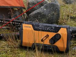 Get NOAA warnings and up-to-date info with an emergency weather radio