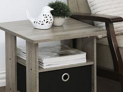 Lavish your living room layout with some must-have end tables