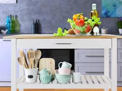 Enhance your prep space with these essential kitchen islands