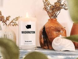 Create the perfect ambiance with a Scented Candle