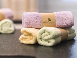 Pamper yourself with the softest and fluffiest washcloths